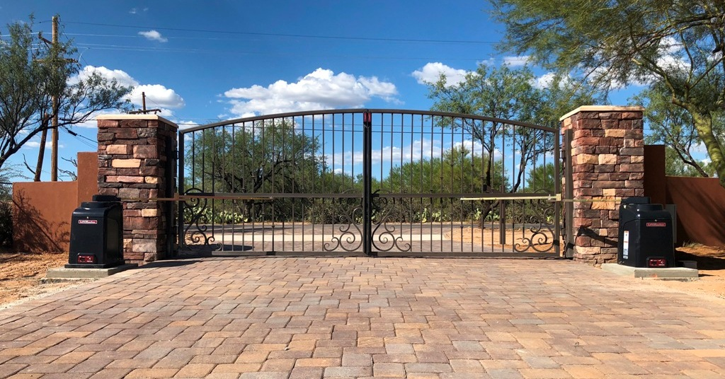 gate installation oro valley az