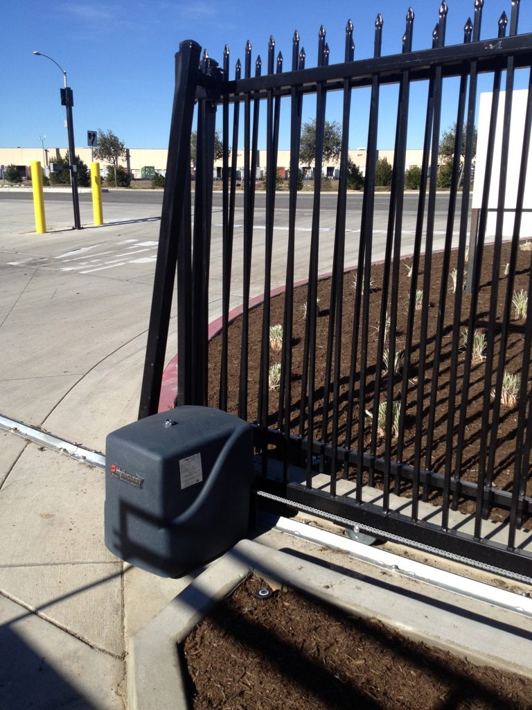 repair service moving gate sys