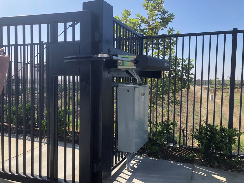 amazon company gate install our services