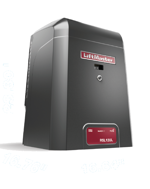 liftmaster products rsl12