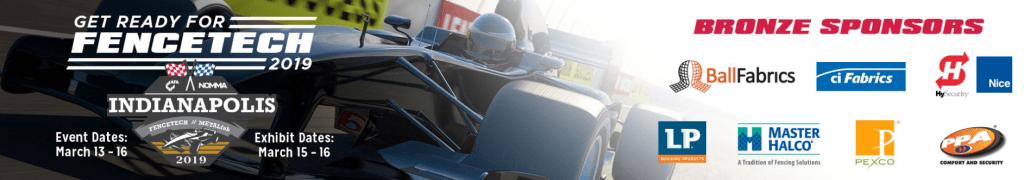fencetech 2019 event sponsors