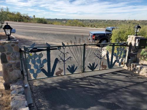 LiftMaster gate operators for Tucson residential custom gate