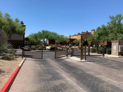 commercial gate repair by Moving Gate Systems Tucson