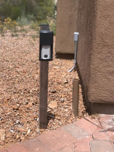 moving gate systems tucson installation 4