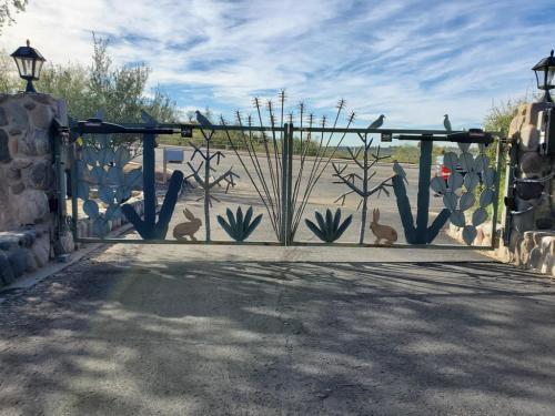 residential custom gate 2