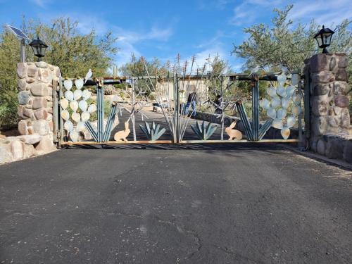 residential custom gate 3